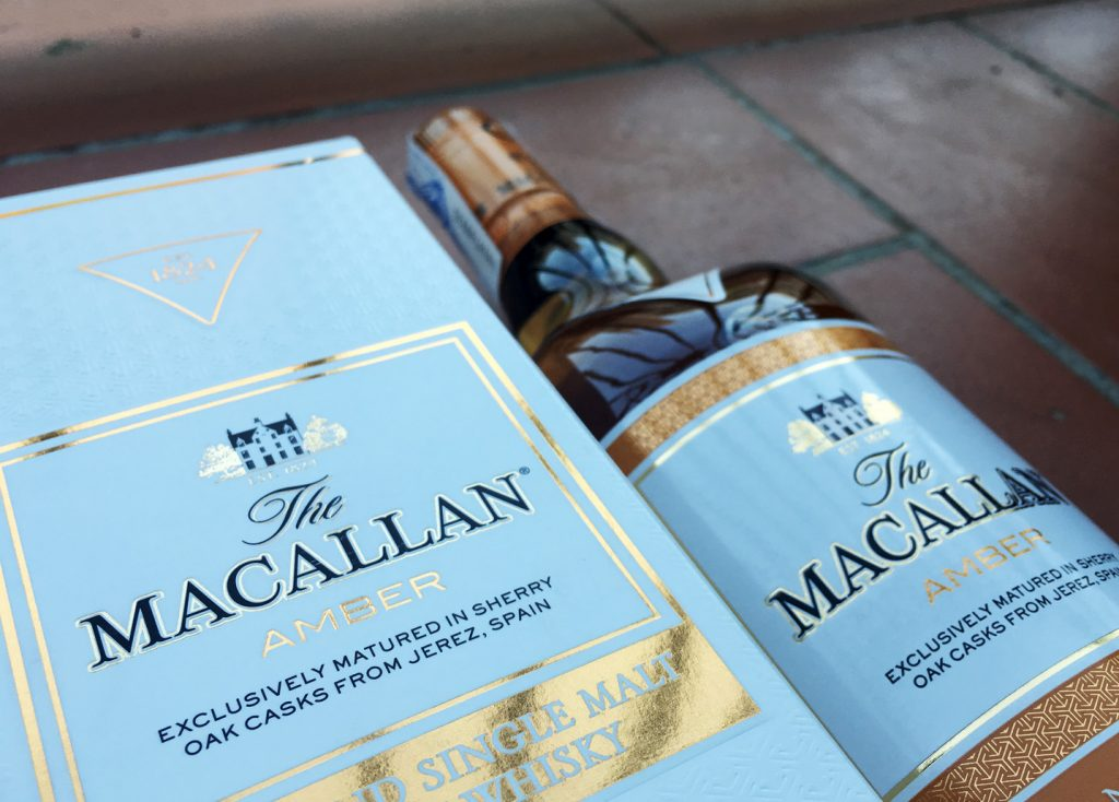The Macallan Amber - Todo Whisky