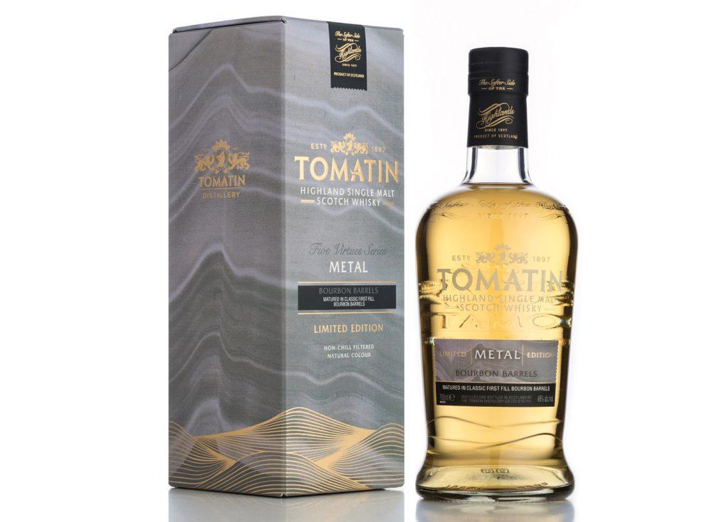 Tomatin Metal - Todo Whisky