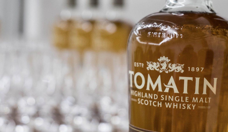 Tomatin Metal Tomatin Water- Todo Whisky