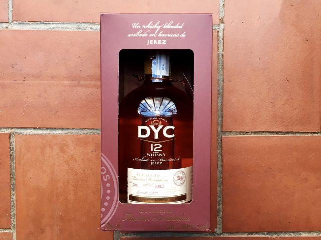 DYC 12 años, colección Maestros Destiladores