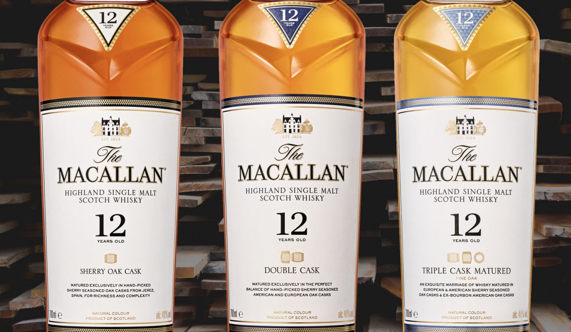 The Macallan Double Cask, nueva gama principal