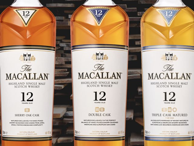 The Macallan Double Cask, nueva gama principal