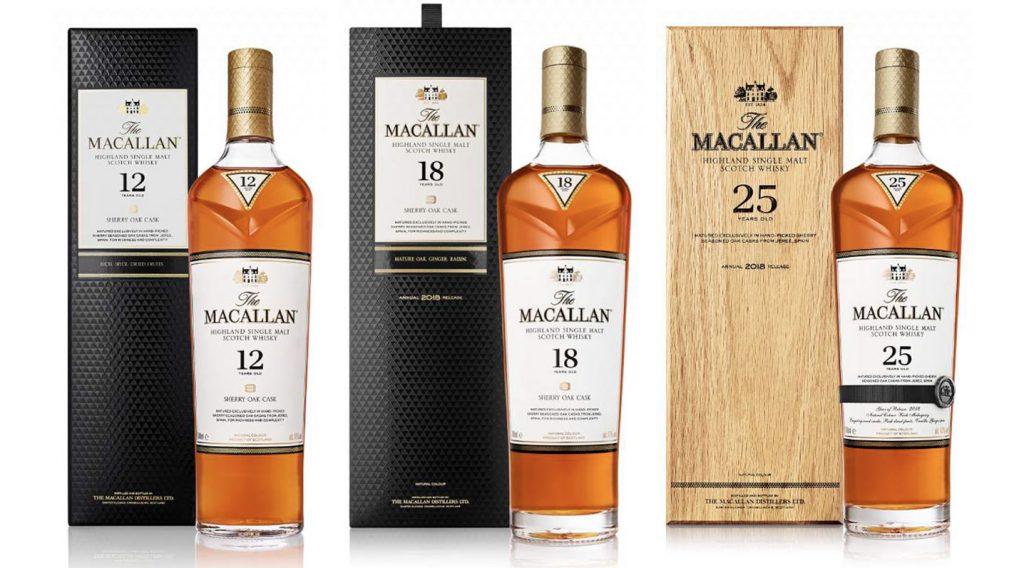 The Macallan Double Cask Nueva Gama Sherry Cask - Todo Whisky