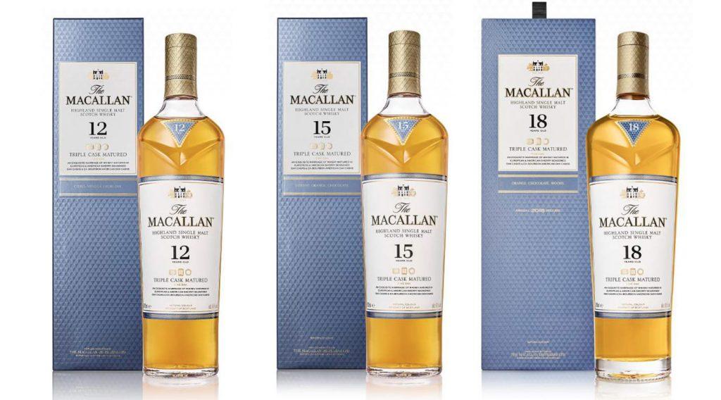 The Macallan Double Cask Nueva Gama Triple Cask - Todo Whisky