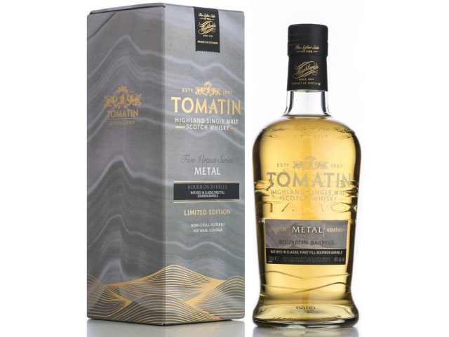 Tomatin Metal - Todo Whisky