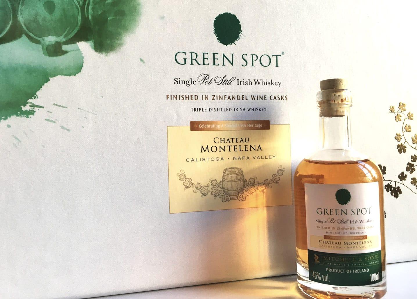 Green Spot Chateau Montelena - Todo Whisky