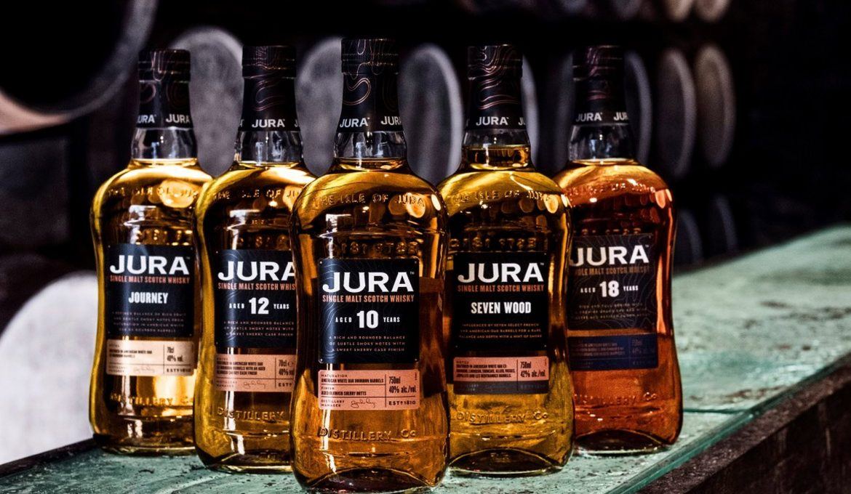 Jura Signature Series - Todo Whisky
