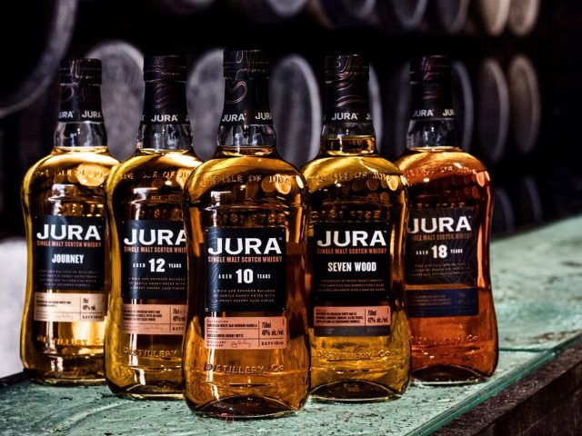 Jura Signature Series - Todo Whisky
