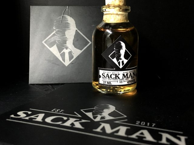 Sack Man Single Cask - Todo Whisky