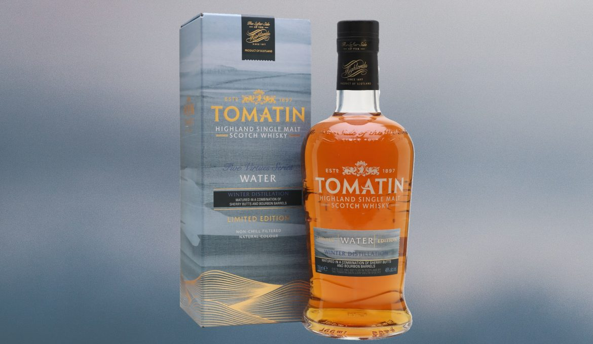 Tomatin Water - Todo Whisky