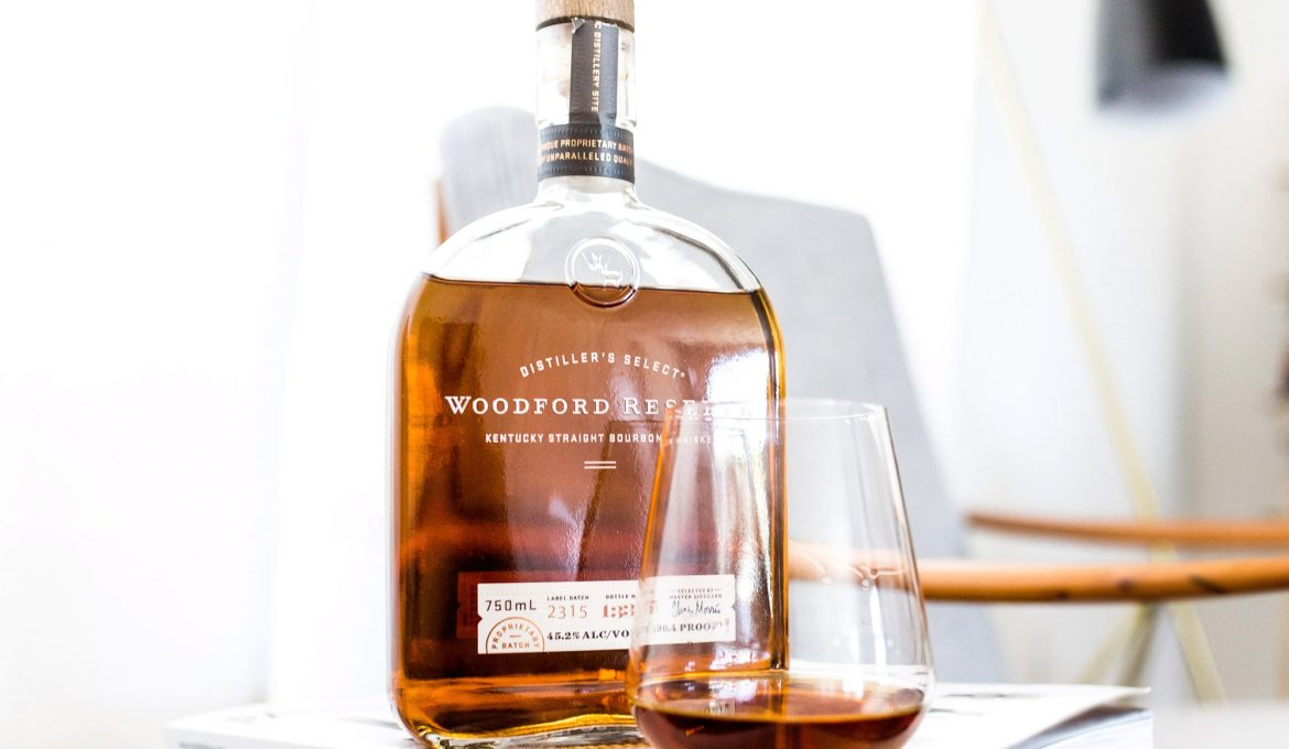 Woodford Reserve Bourbon - Todo Whisky