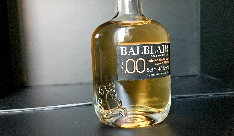 Balblair Vintage 2000 - Todo Whisky
