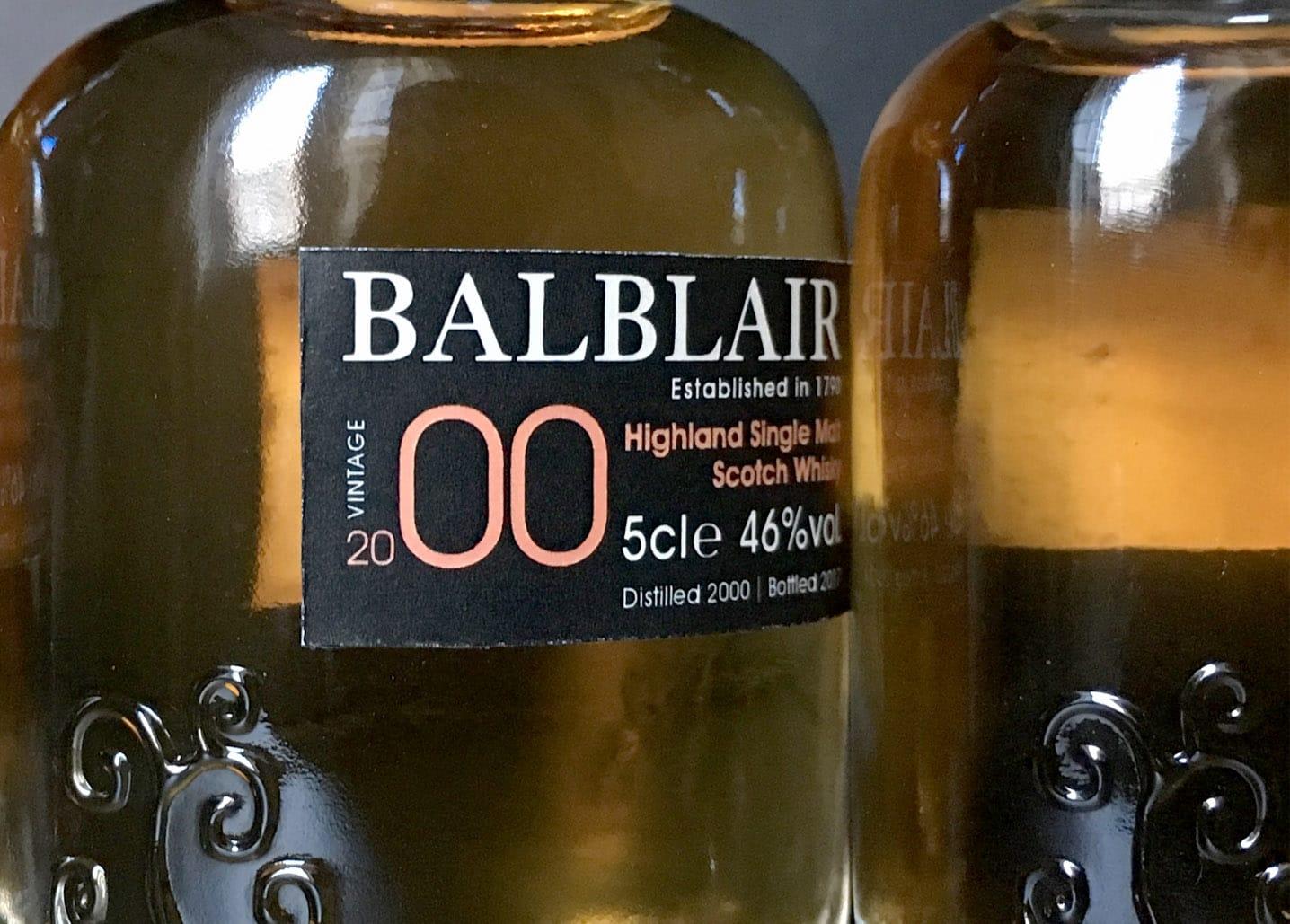 Balblair 00 - Todo Whisky