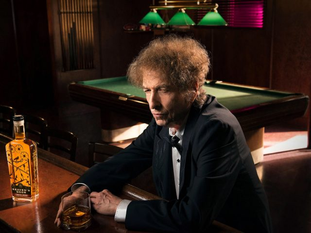 Bob Dylan Whiskey Heaven's Door - Todo Whisky