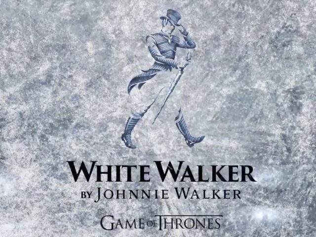 White Walker by Johnnie Walker, el whisky de Juego de Tronos