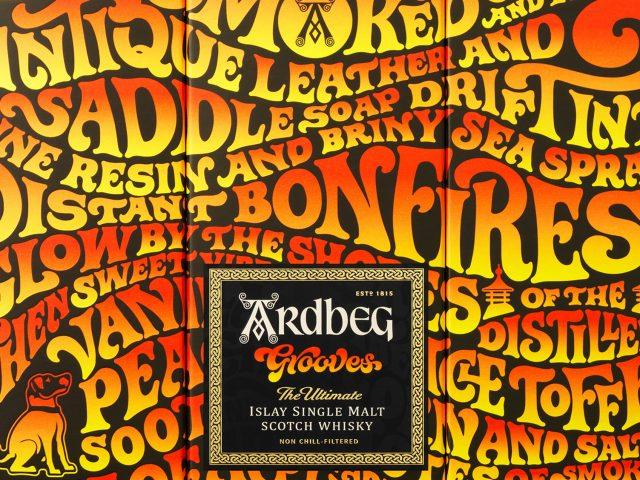 Ardbeg Grooves - Todo Whisky