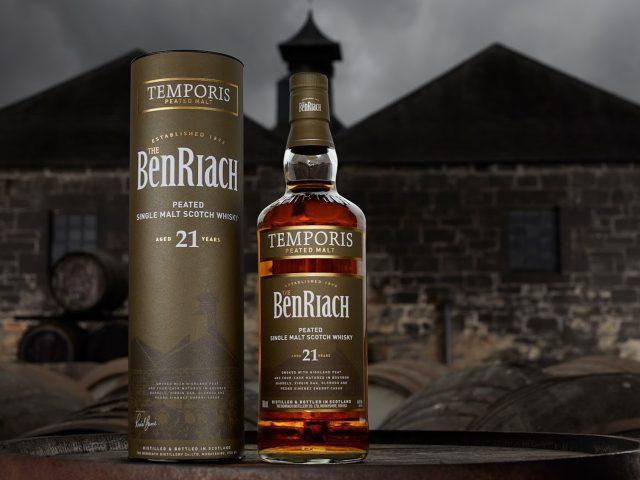 BenRiach Temporis 21 - Todo Whisky