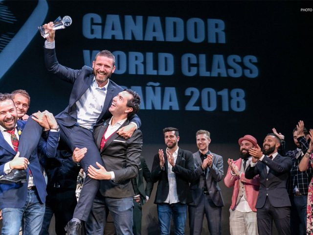 Daniele Cordoni, World Class 2018 - Todo Whisky