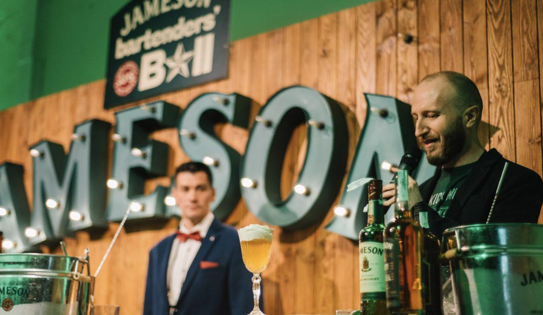 Jameson Bartenders Ball 2018 - Todo Whisky