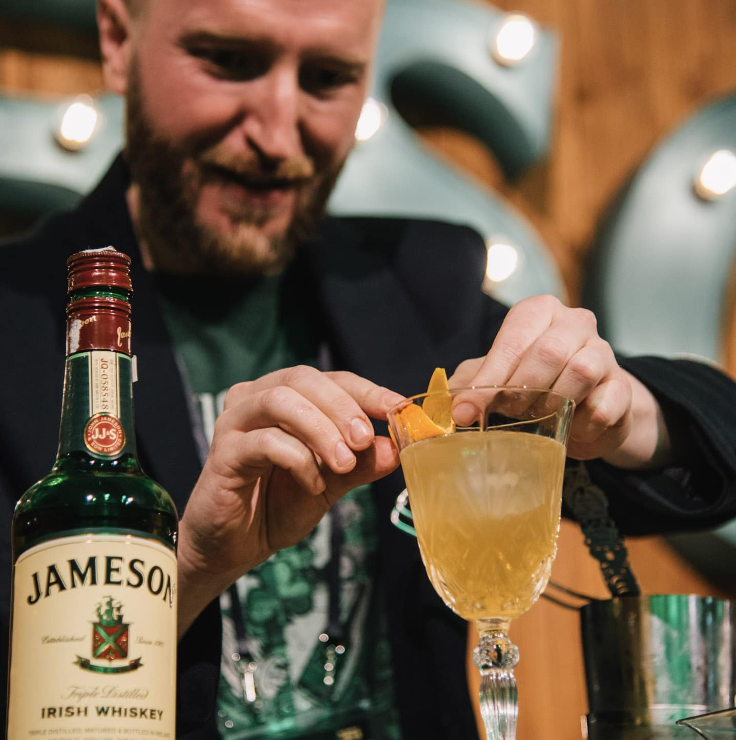 Jameson Bartenders Ball 2018 - Todo Whisky