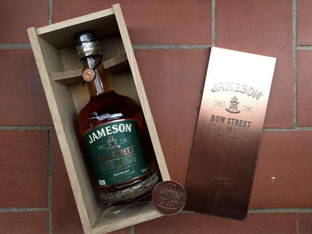 Jameson Bow St 18 Cask Strength