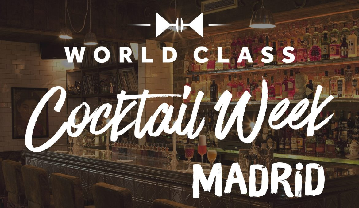World Class Cocktail Week Madrid - Todo Whisky