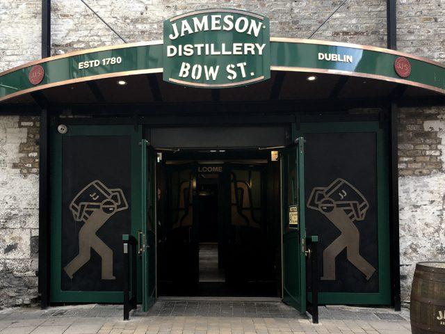 Visitar la destilería de Jameson en Bow St. - Todo Whisky