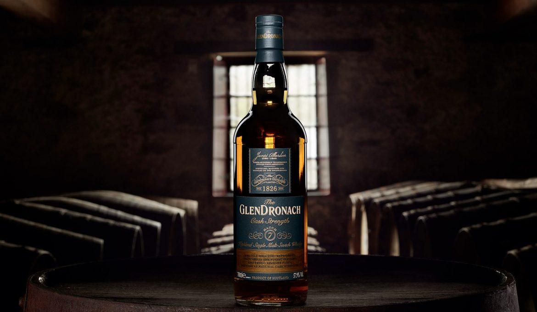 Glendronach Cask Strength Batch 7 - Todo Whisky