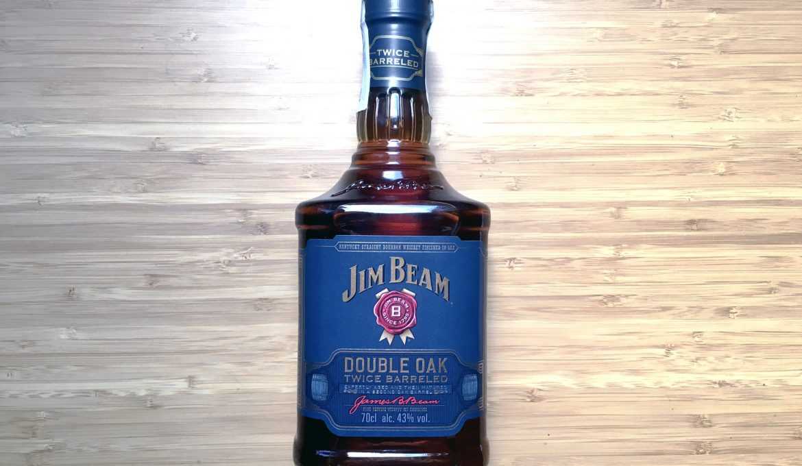 Jim Beam Double Oak - Todo Whisky