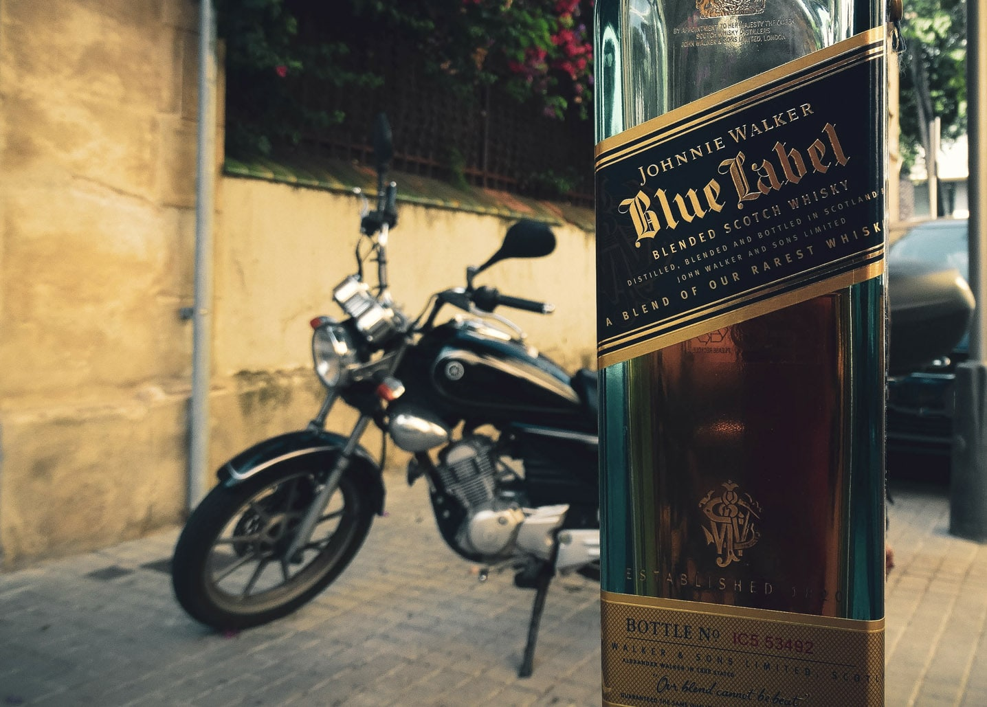 Johnnie Walker Blue Label - Todo Whisky