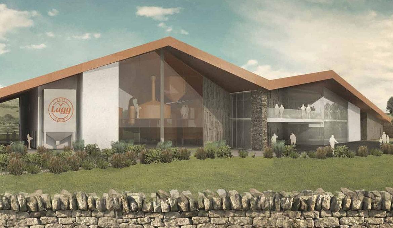 Nueva destilería en la isla de Arran: Lagg Distillery