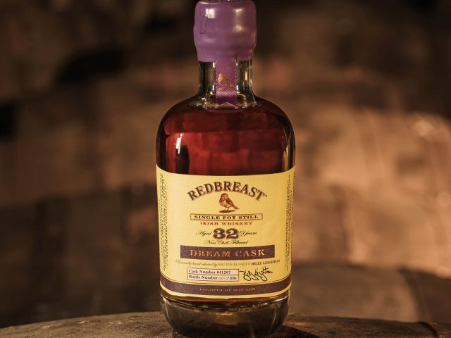 Redbreast Dream Cask 32 Year Old Single Pot Still Irish Whiskey