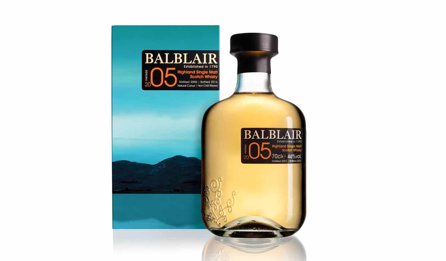 Balblair whisky verano - Todo Whisky