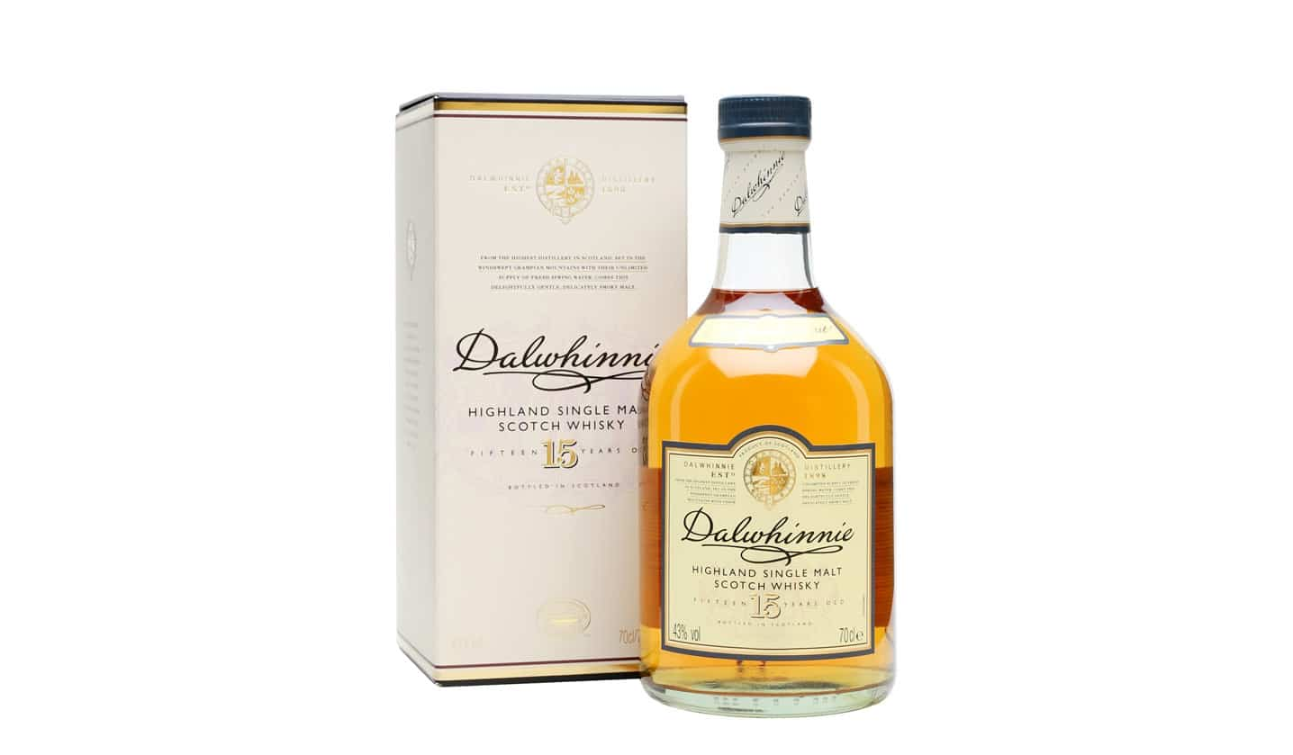 Dalwhinie whisky verano Todo Whisky