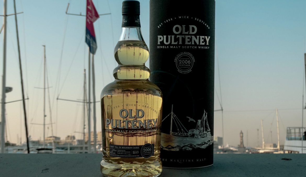 Old Pulteney 2006 Vintage - Todo Whisky
