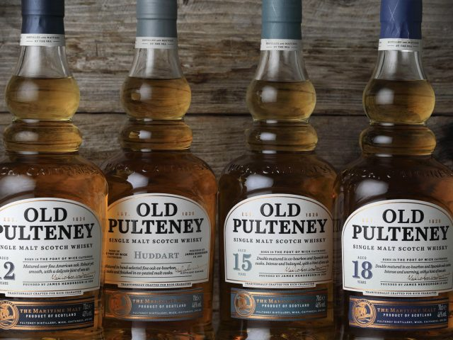 La nueva gama de Old Pulteney