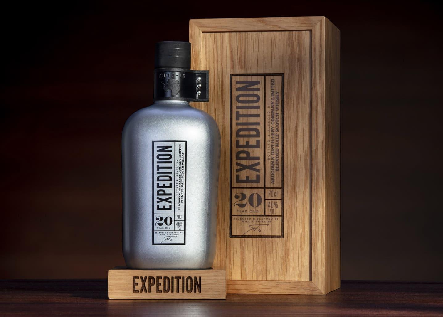Ardgowan Expedition - Todo Whisky