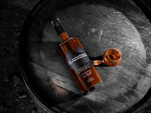 Blackened, el whisky de Metallica