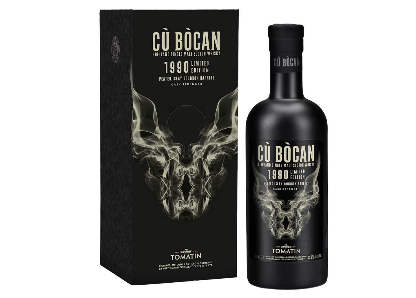 Cù Bòcan Vintage 2003 1990 - Todo Whisky