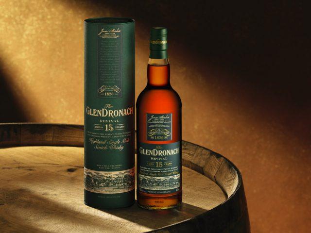 GlenDronach Revival 15 - Todo Whisky