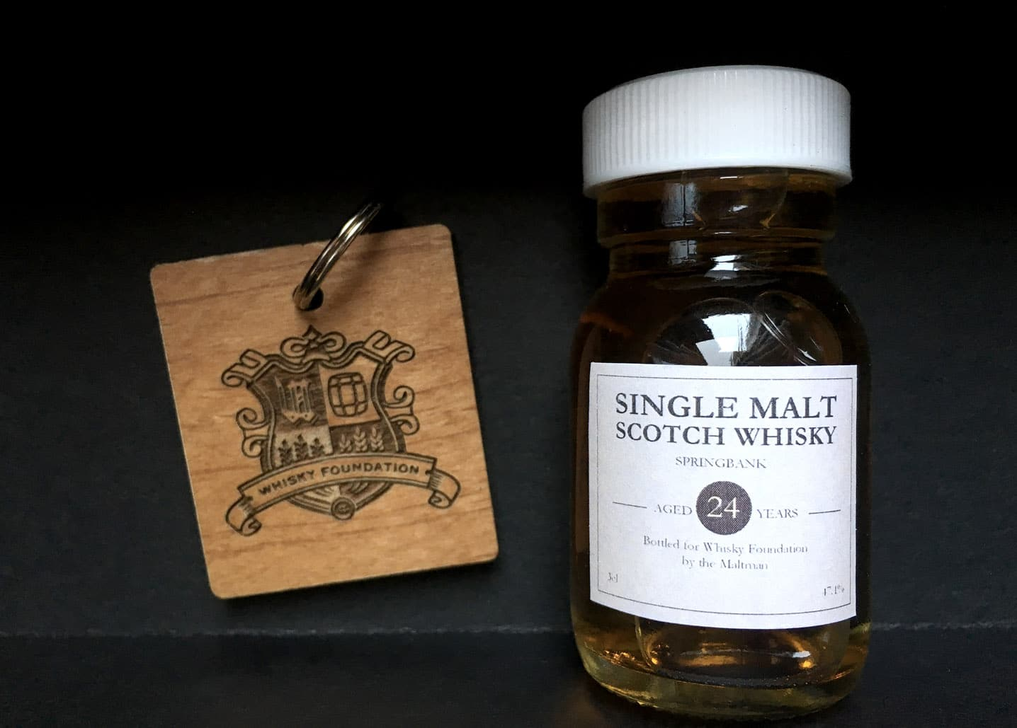 Springbank 24 de Whisky Foundation - Todo Whisky