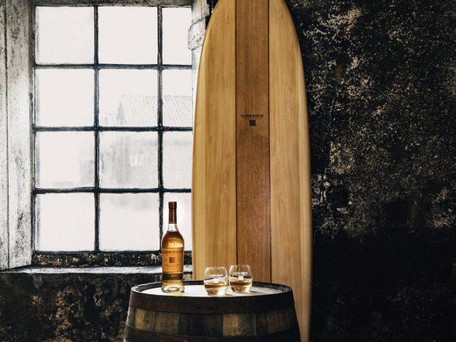 La tabla de surf de Glenmorangie