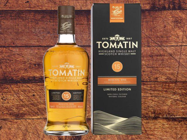 Tomatin Moscatel 15 años - Todo Whisky