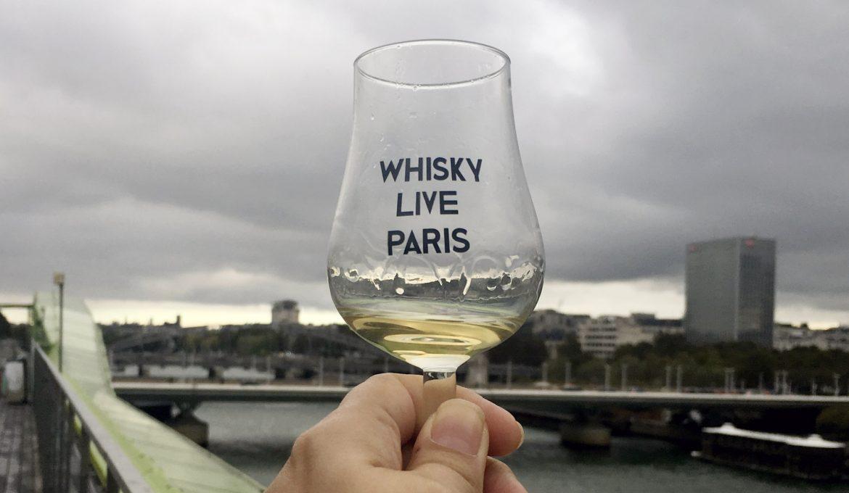 Un día en Whisky Live Paris 2018