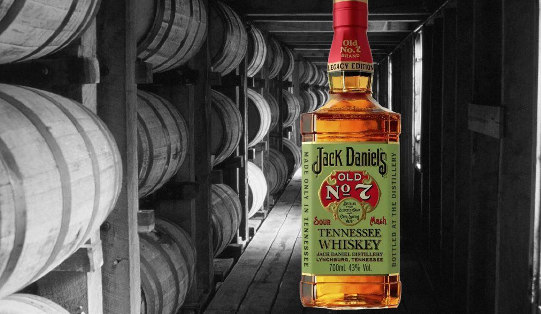 Jack Daniel's Legacy, el regreso a la etiqueta verde