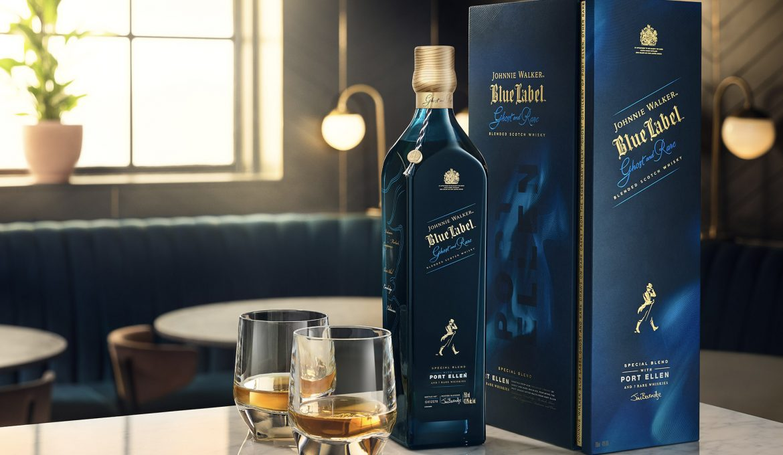 Johnnie Walker Blue Label Ghost & Rare Port Ellen - Todo Whisky