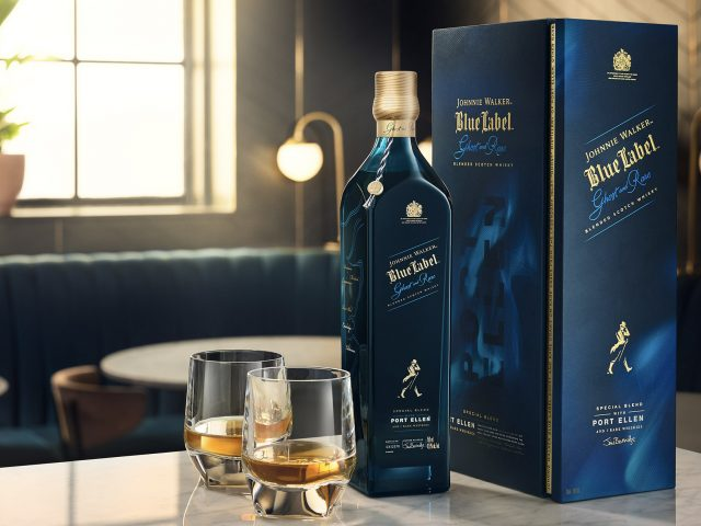 Johnnie Walker Blue Label Ghost & Rare Port Ellen - Todo Whisky