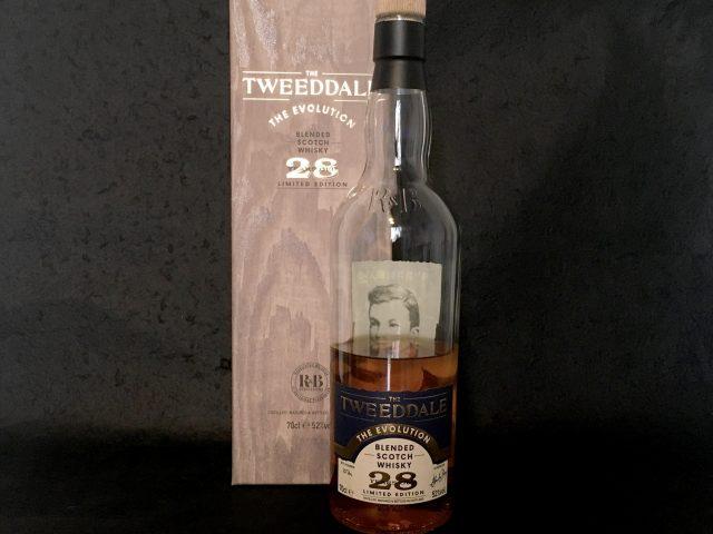 The Tweeddale 28: the evolution