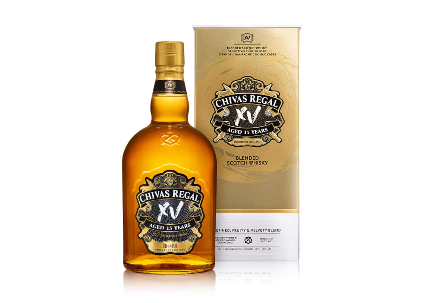 Chivas Regal XV - Todo Whisky