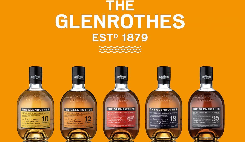 La colección Soleo de Glenrothes